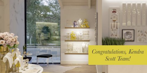 Congratulations, Kendra Scott Team